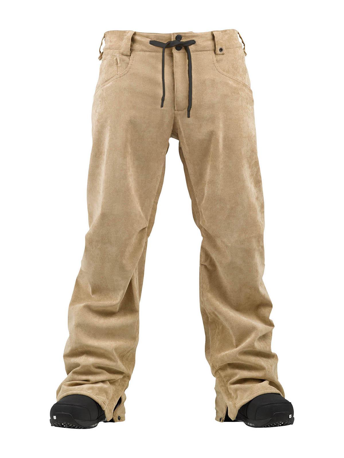 Corduroy Snow Pants